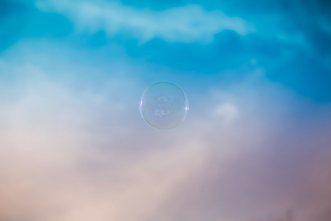Free stock photo of bubble, clouds, sky