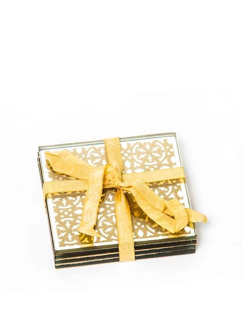 Ingyenes stockfotó karácsonyi ajándék, kézműves, kreatív témában