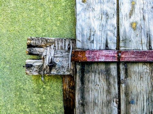 Darmowe zdjęcie z galerii z drewniany, drewno, drzwi, rustykalny
