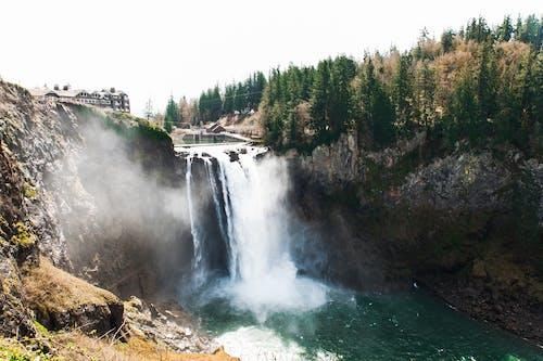 Fotos de stock gratuitas de agua, agua blanca, aguas azules, alegría