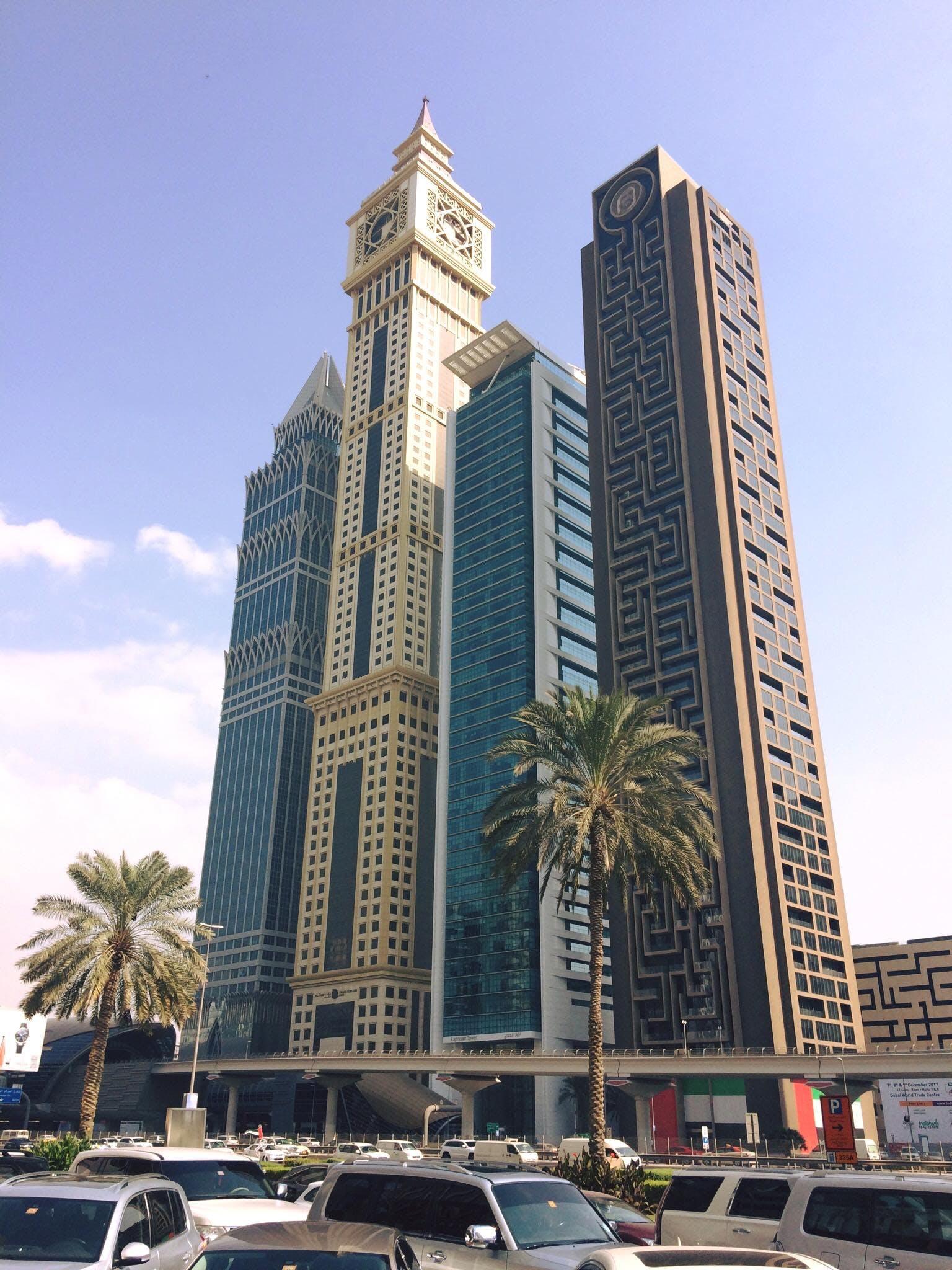 Free stock photo of city view, dubai, Ilovedubai, Maze tower Dubai