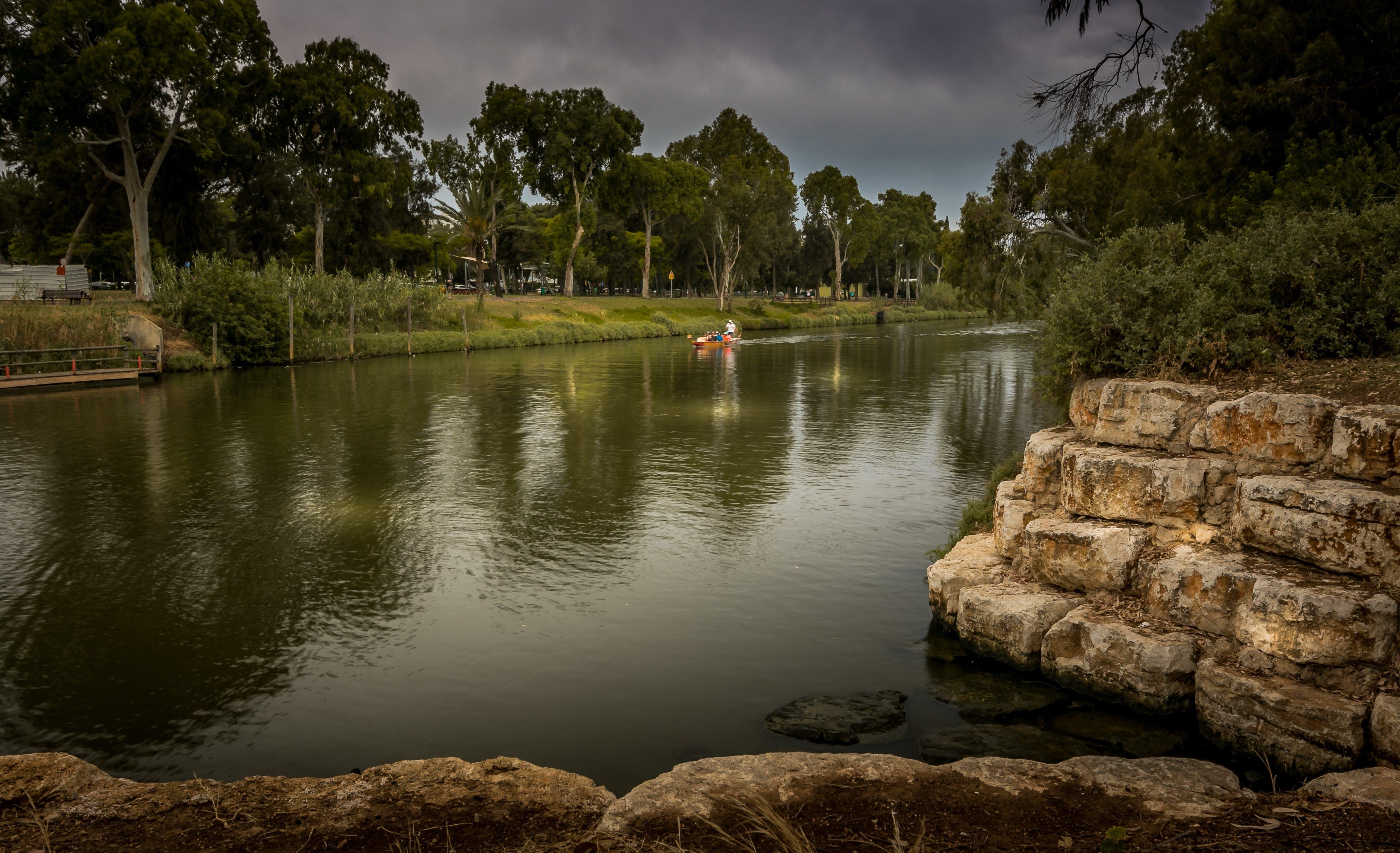 Δωρεάν στοκ φωτογραφιών με Ανατολή ηλίου, κωπηλάτης, πάρκο, τοπίο