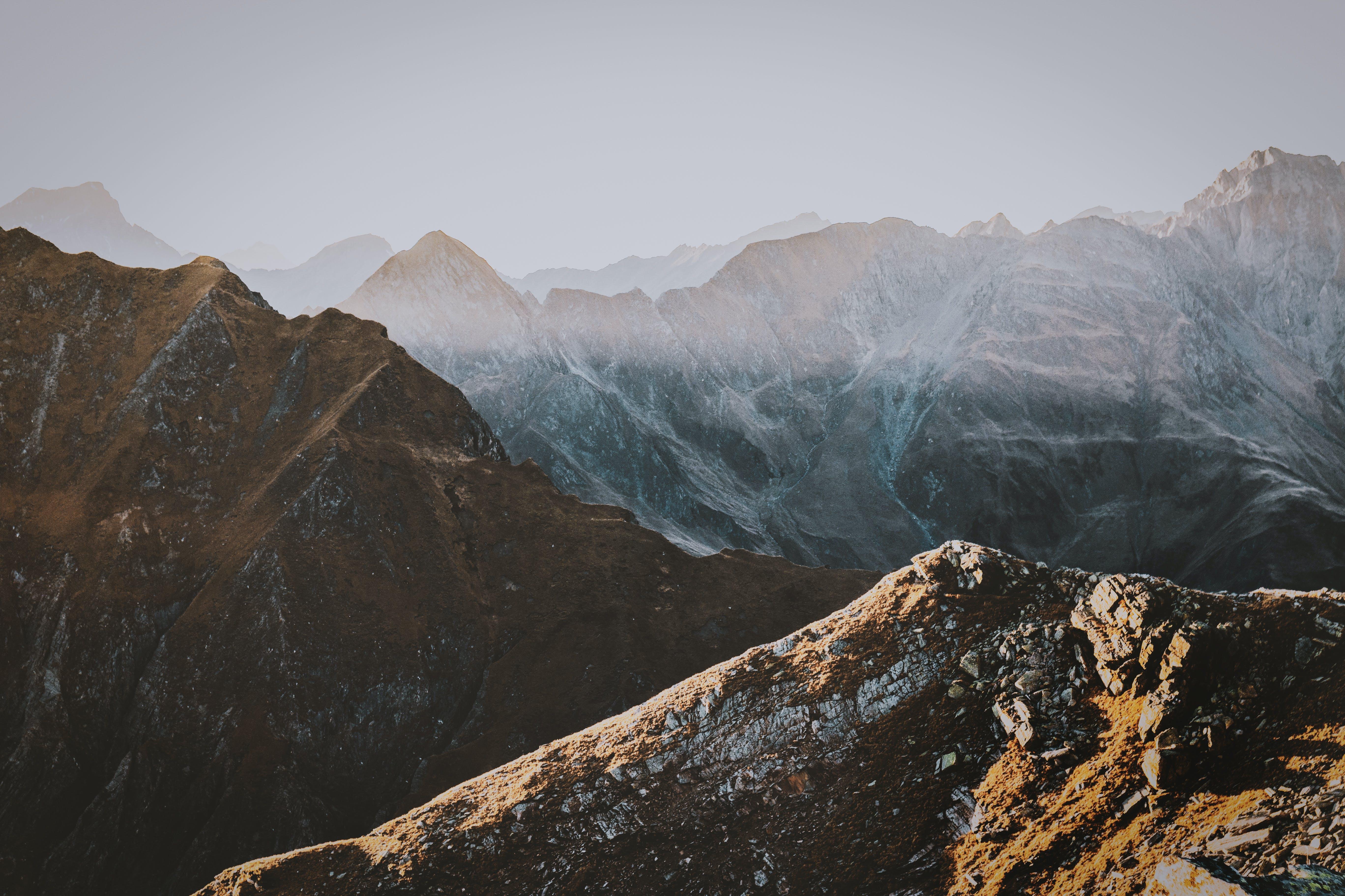 Kostenloses Stock Foto zu alpen, berge, hd wallpaper, landschaft