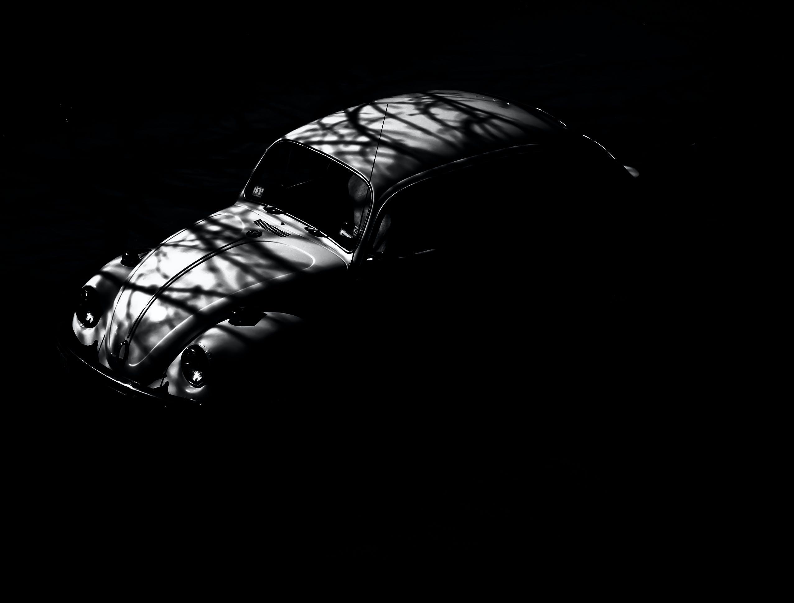 Gratis stockfoto met auto, donker, duisternis, kever