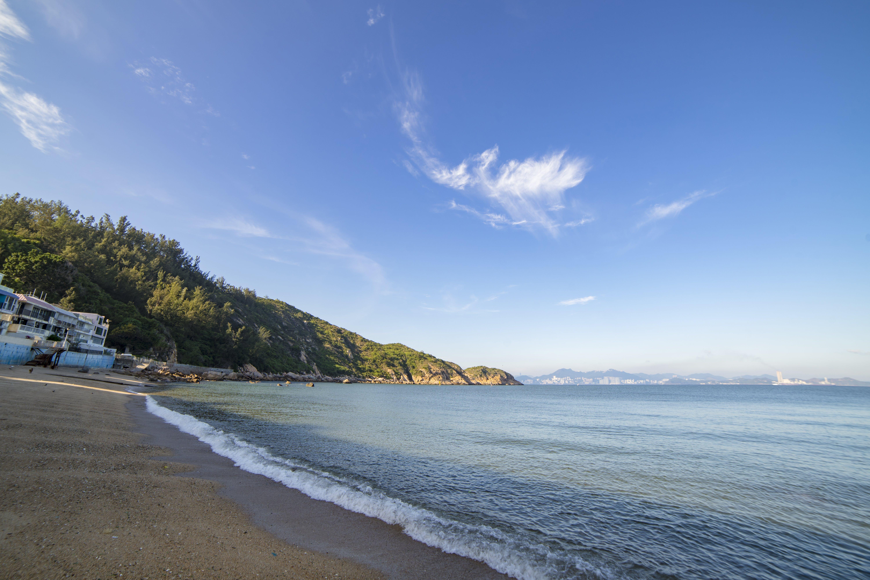 Free stock photo of sea, sky, beach, water