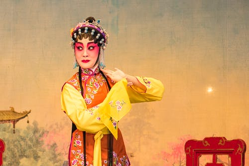 Ảnh lưu trữ miễn phí về Cô gái Trung Quốc, khiêu vũ, lễ hội, mặc