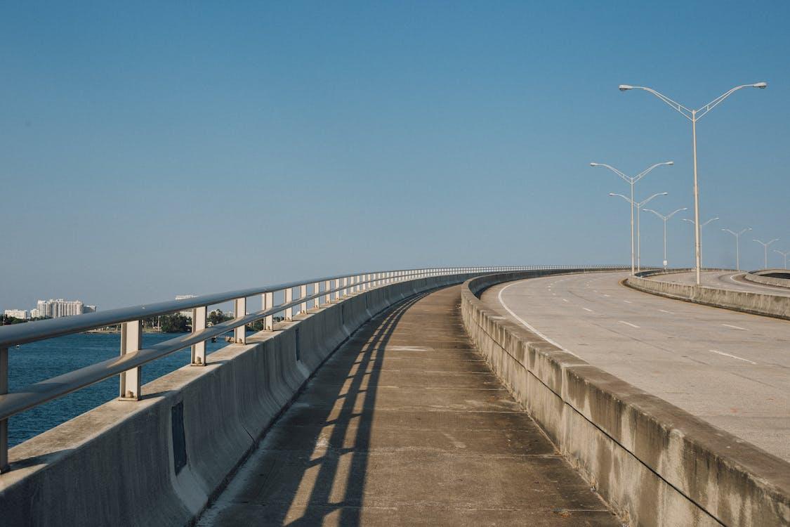 bro, brygga, elektricitet