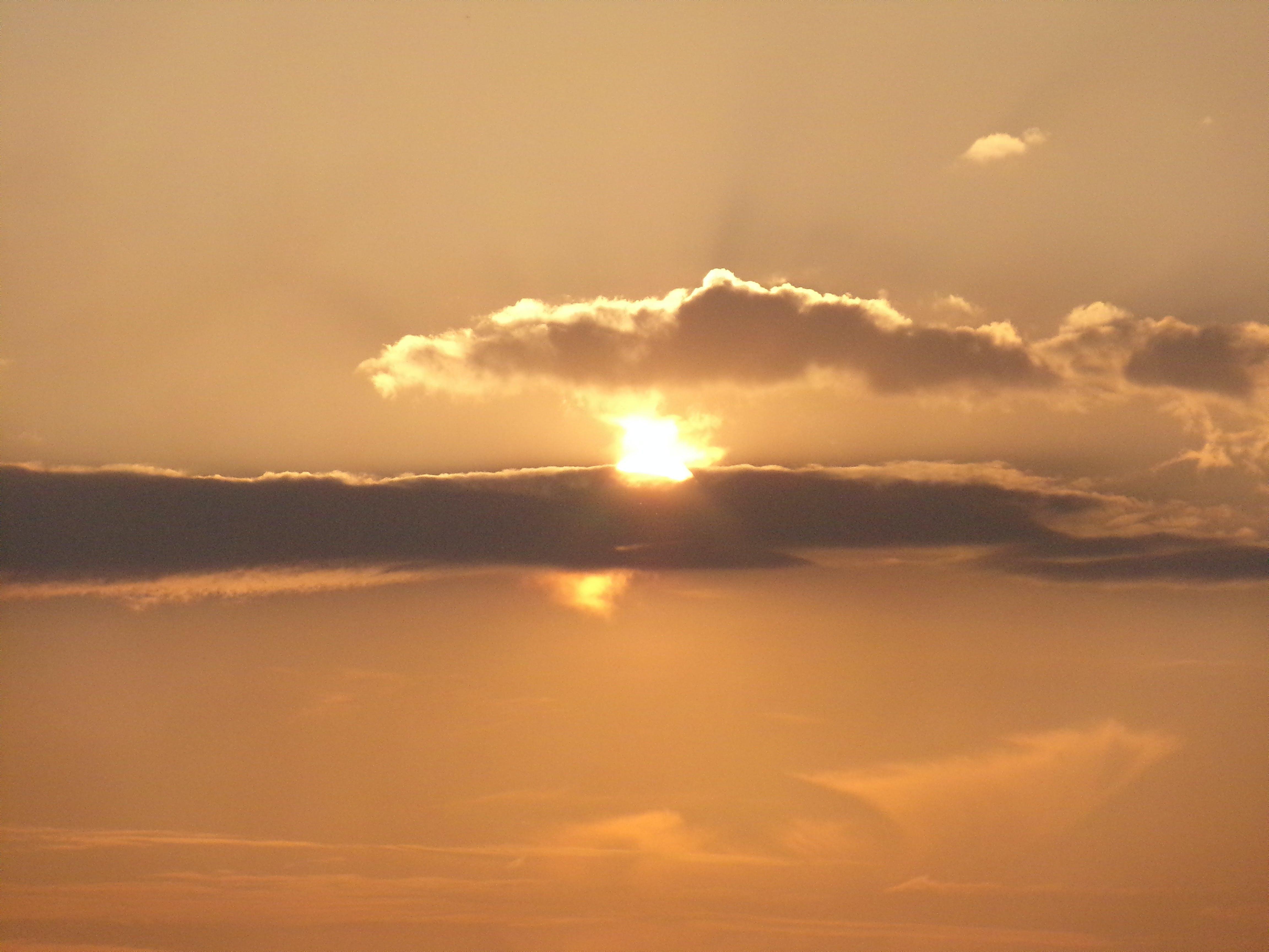Free stock photo of Beautiful sunset, golden sunset, sky, sunset