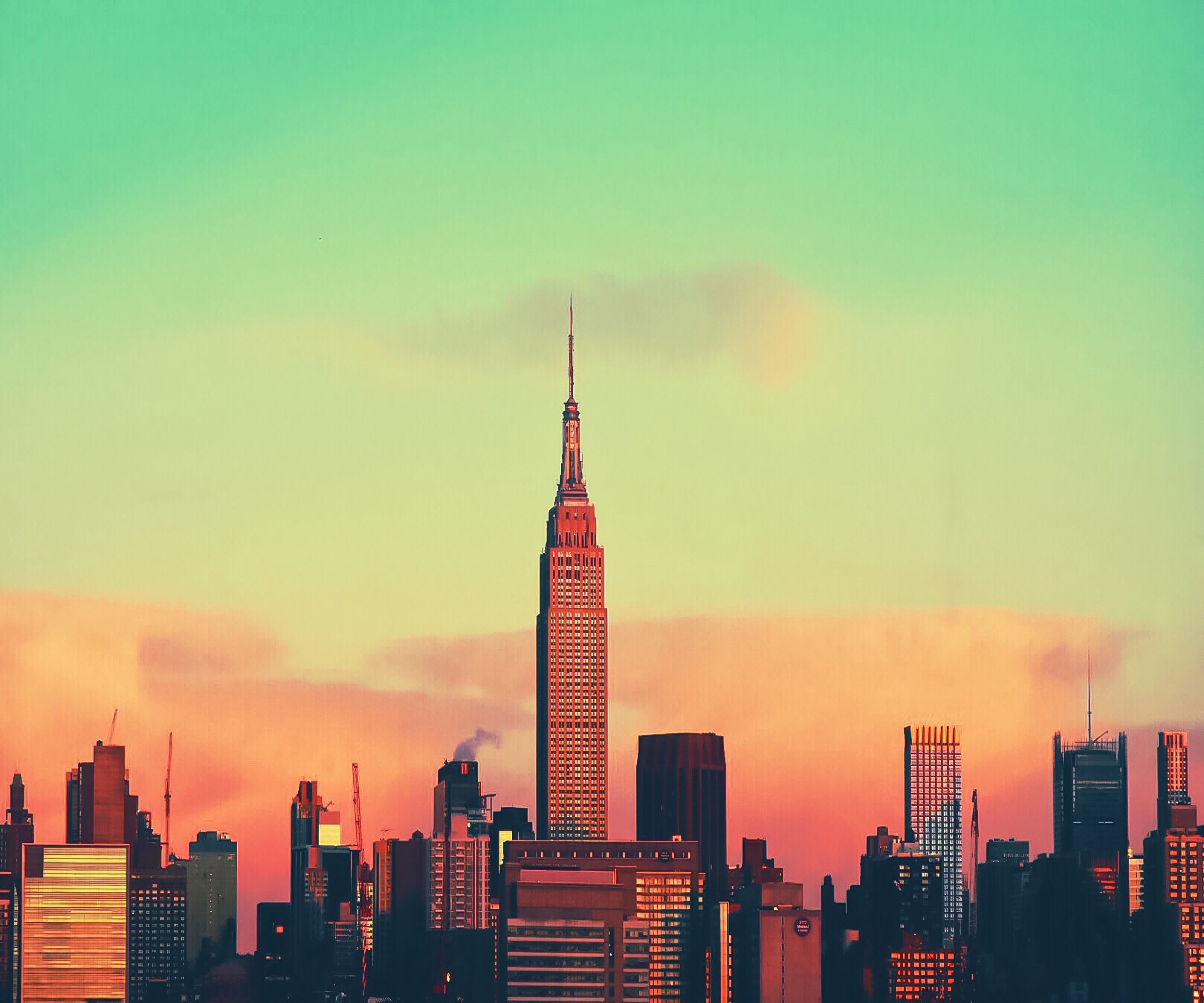 Empire State Building Quote: Free Stock Photo Of Architecture, Buildings, City