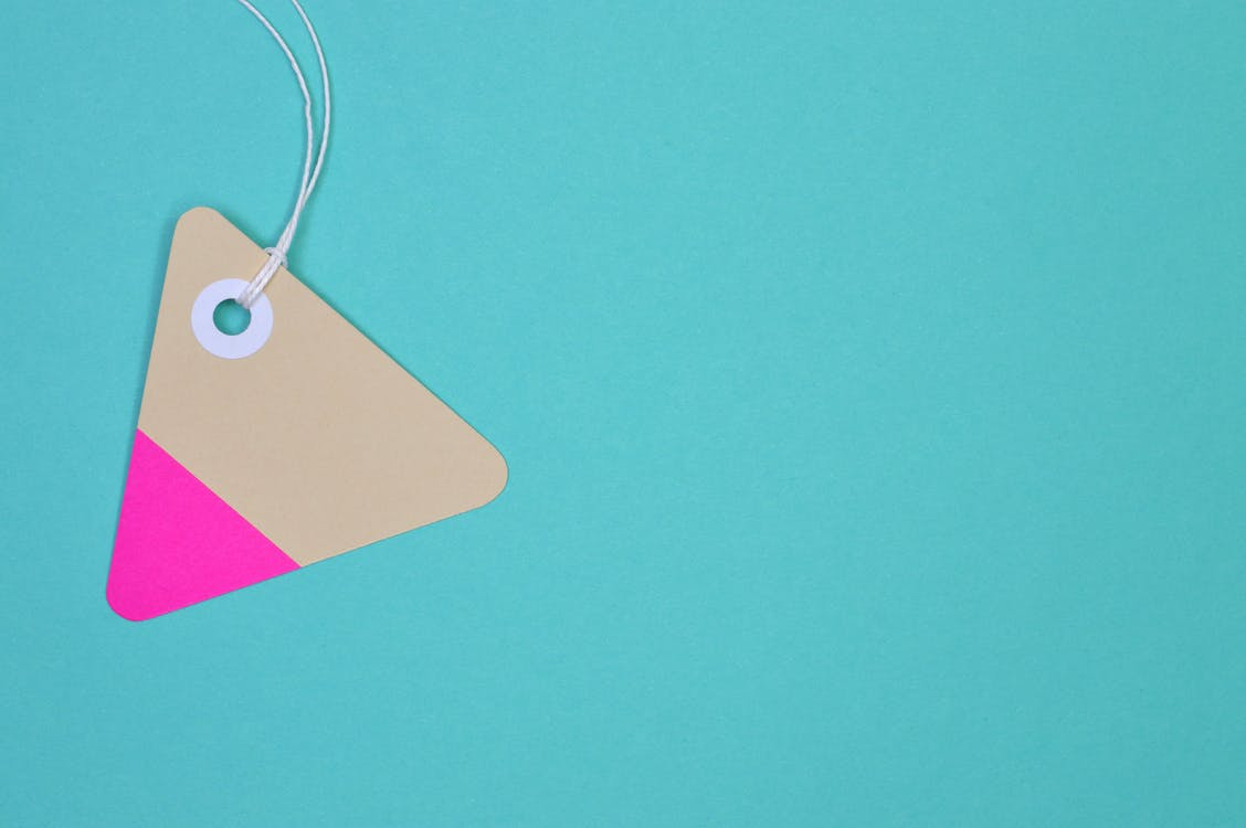 Brown and Pink Pendant