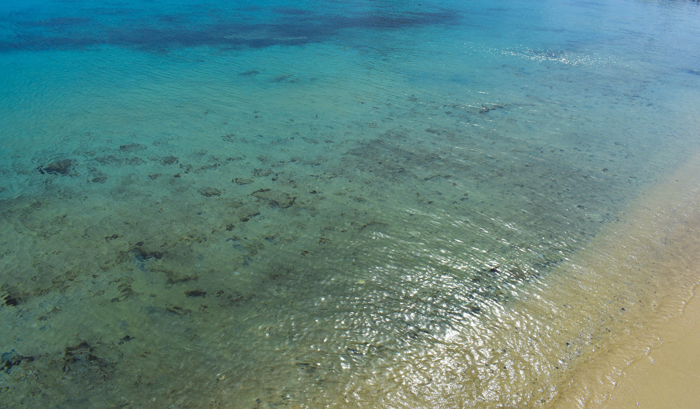 Free stock photo of beach, clear water, greece, mykonos