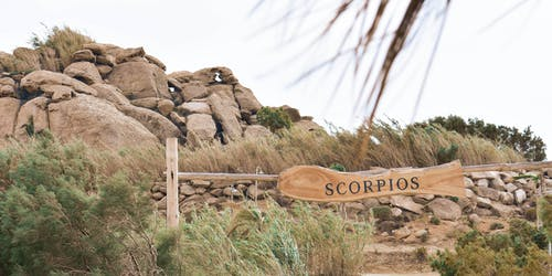 Δωρεάν στοκ φωτογραφιών με βράχια, γρασίδι, έρημος, Μύκονος