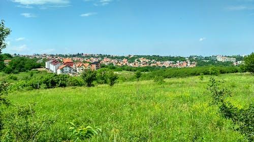 Бесплатное стоковое фото с дома, Загородный дом, небо, сельская местность