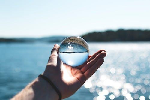 Gratis arkivbilde med refleksjon, vann