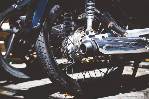 Photo of Motorcycle Muffler