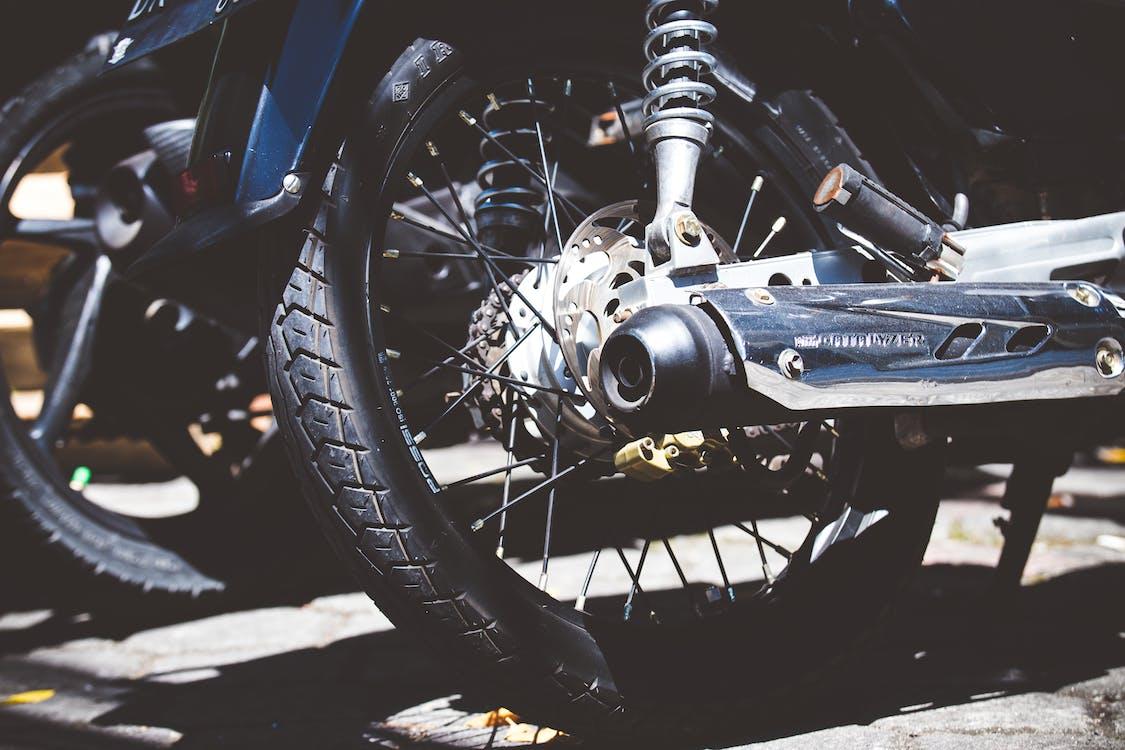koło, maszyna, metal