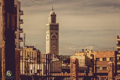 Imagine de stoc gratuită din moschee, moschee hassan 2