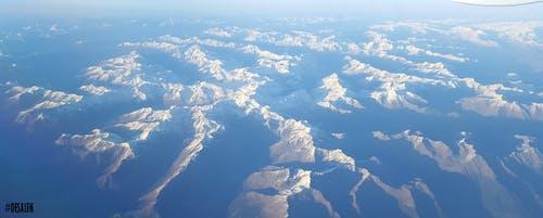 Ingyenes stockfotó Alpok, alpok hegy, hó, kék ég témában