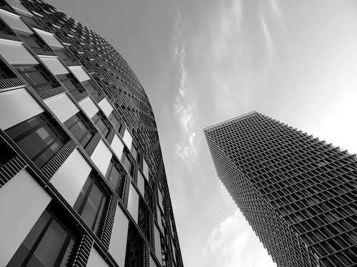 Fotobanka sbezplatnými fotkami na tému architektúra, budova, centrum mesta, financie