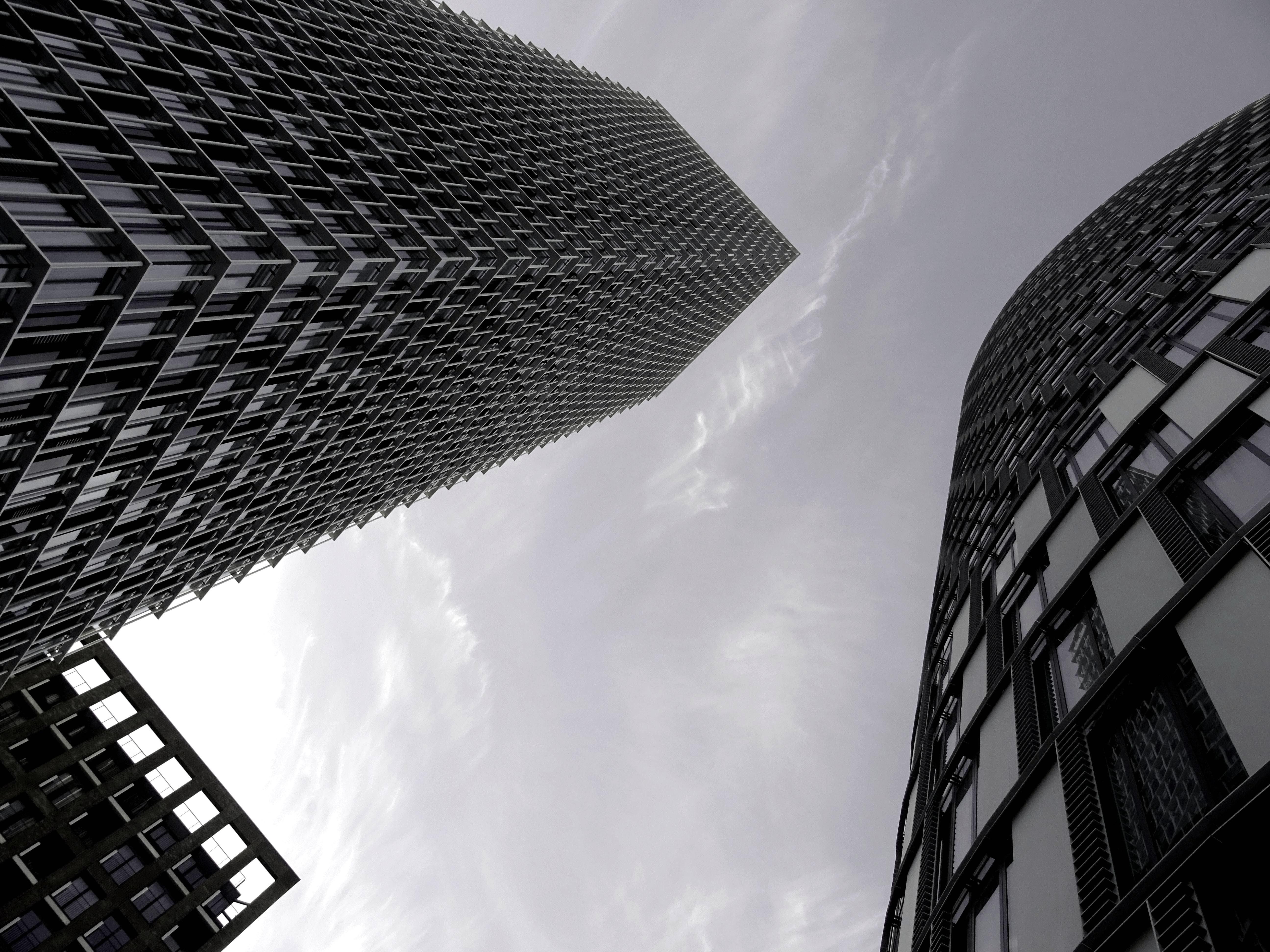 Fotobanka sbezplatnými fotkami na tému architektúra, budova, mestský, moderný