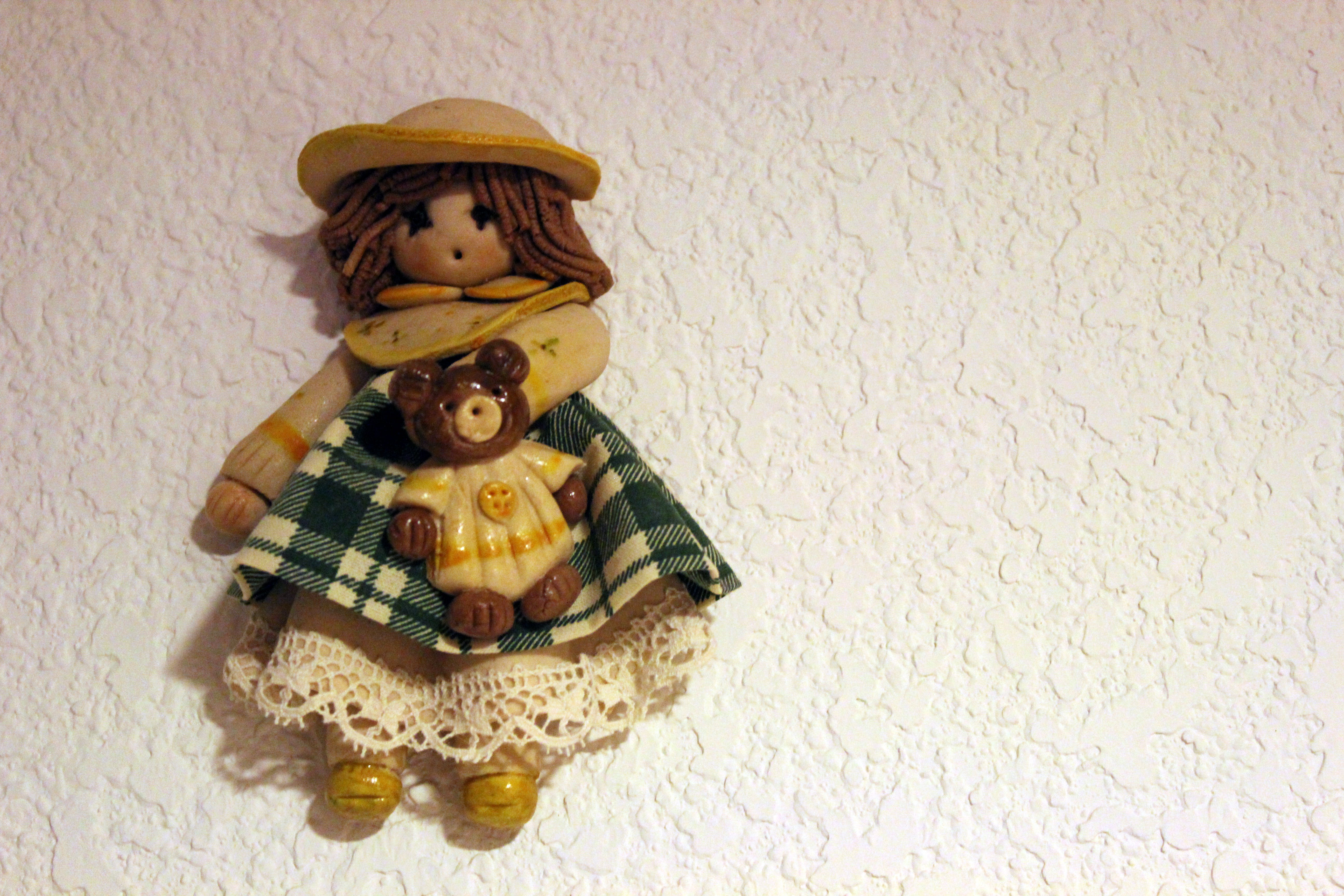 Free stock photo of doll bear