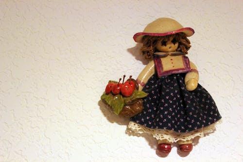 Δωρεάν στοκ φωτογραφιών με κούκλα, μήλα