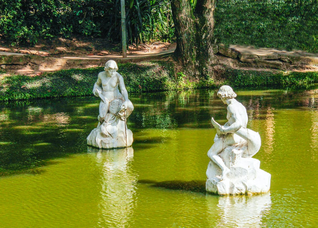 nature, statues