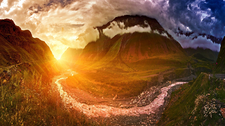 Darmowe zdjęcie z galerii z chmury, drewno, góra, jasny