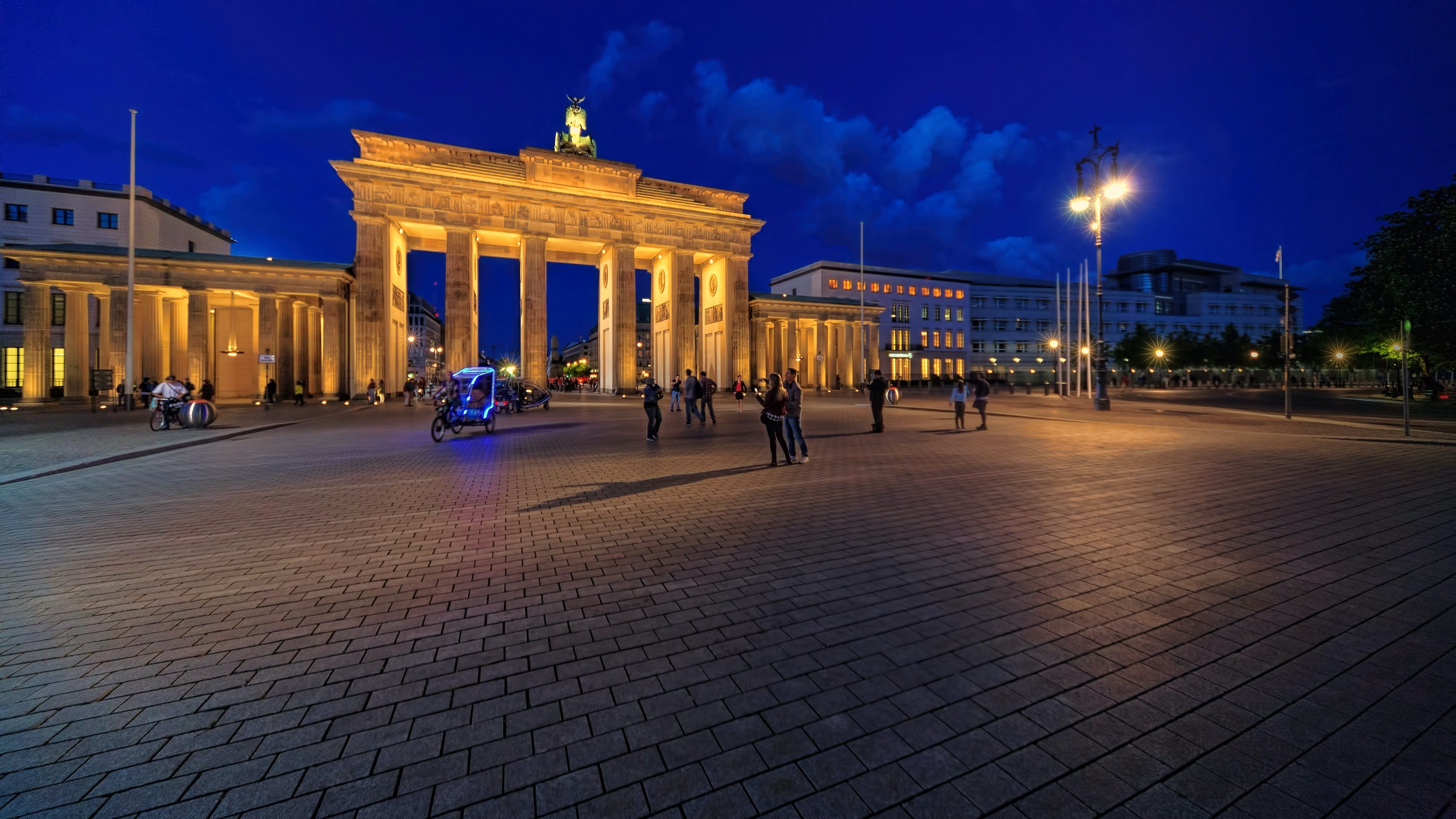 Brandenburgh Gate, Germany