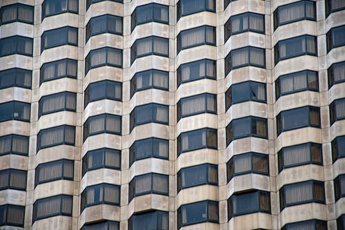 Immagine gratuita di architettura, articoli di vetro, design, edificio