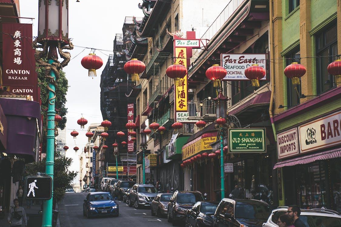 al aire libre, arquitectura, barrio chino