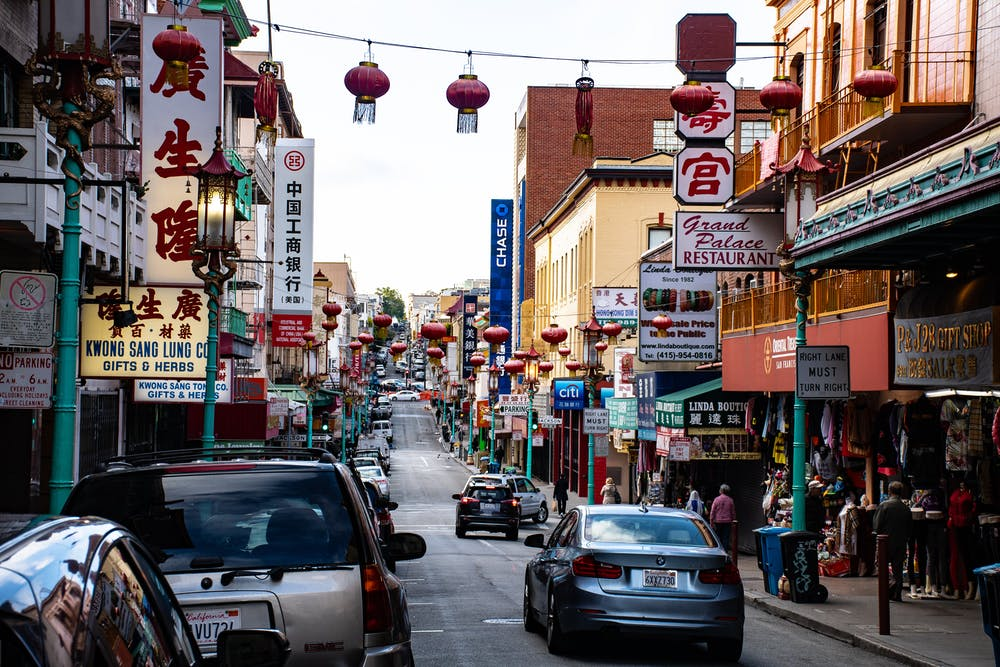 China Town @pexels