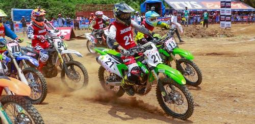Ingyenes stockfotó cross motor, India, motocross témában