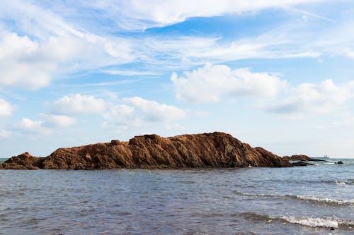 Kostenloses Stock Foto zu 大海, 礁石, 海岸线