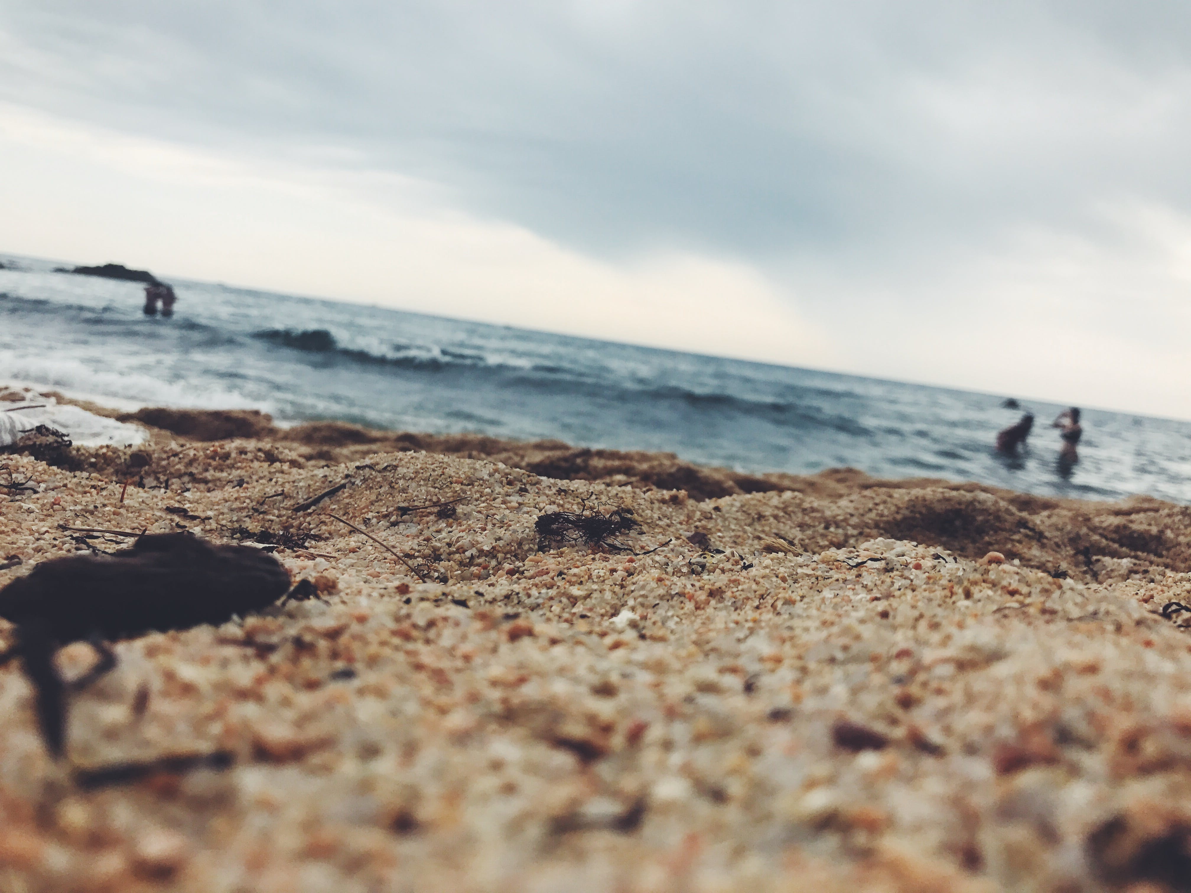Free stock photo of beach, cloud, mediterranean sea, relax
