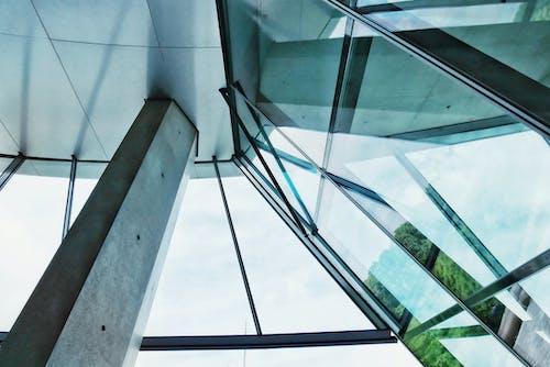 Imagine de stoc gratuită din alb, albastru, arhitect, arhitectură