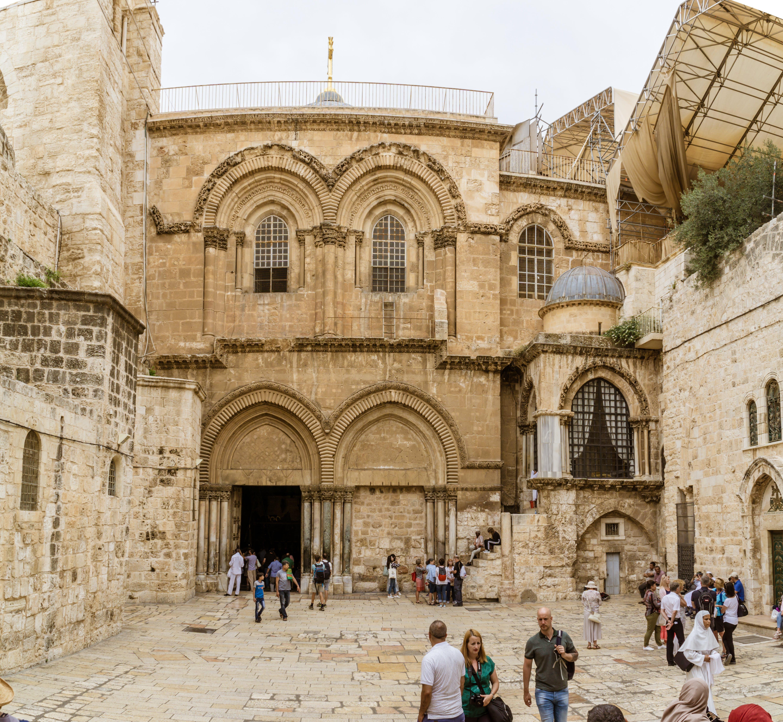 Free stock photo of old city, jerusalem, Holy Sepulchre