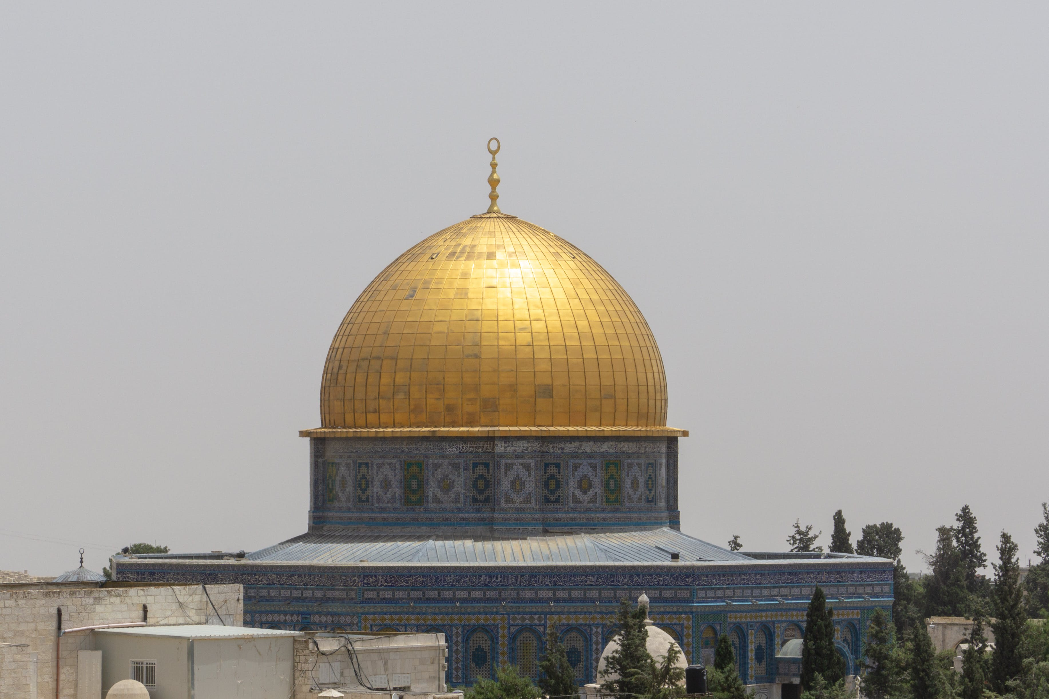 Free stock photo of dome of the rock, jerusalem