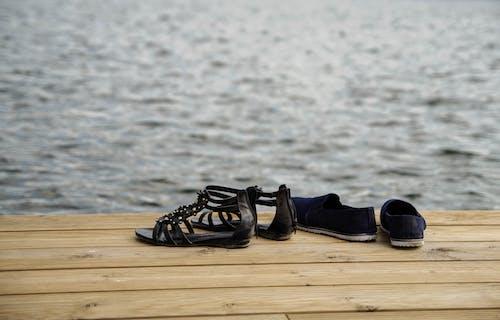 คลังภาพถ่ายฟรี ของ กลางวัน, ทำด้วยไม้, ท่าเรือ, น้ำ