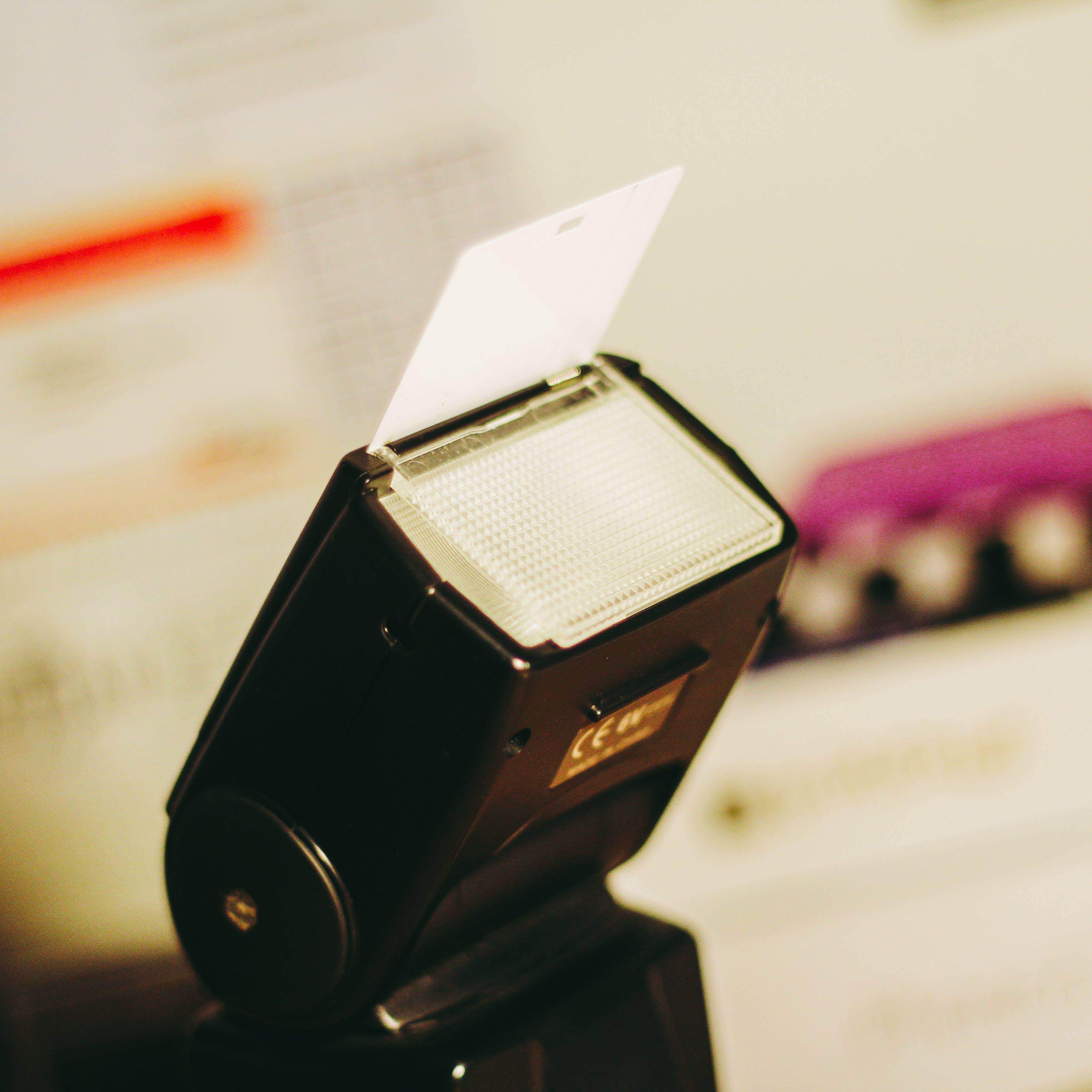 Free stock photo of 50mm, camera equipment, flash, YN465