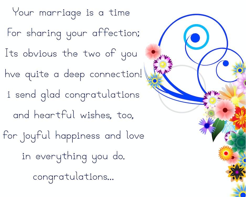 citát, manželství, textová zpráva