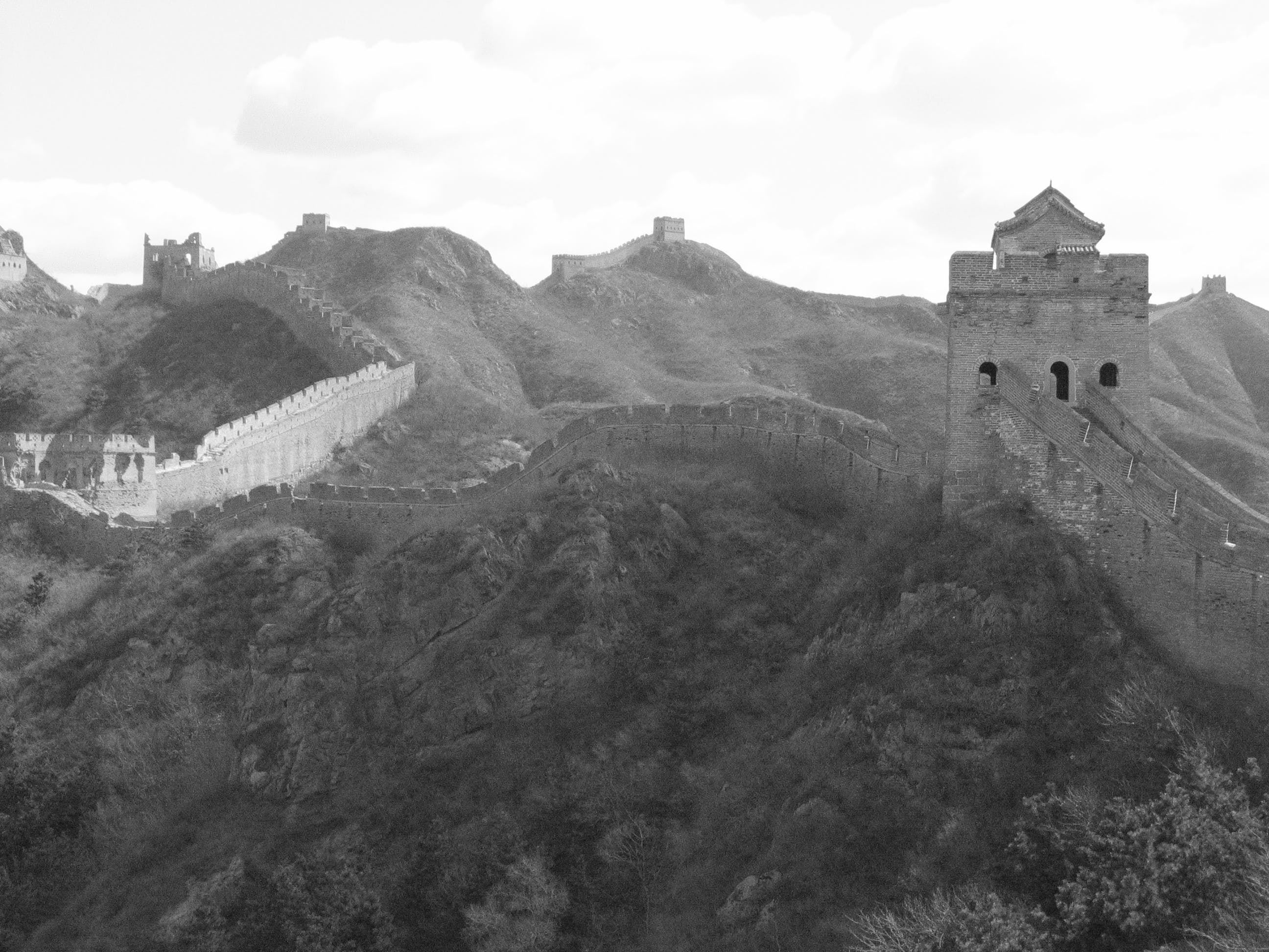 Free stock photo of The Great Wall of China