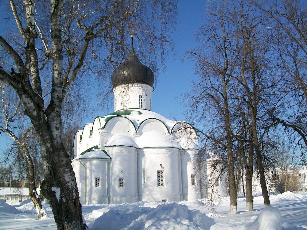 교회, 러시아