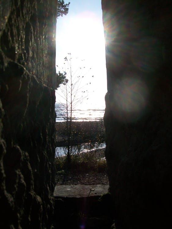 Free stock photo of stone, sun