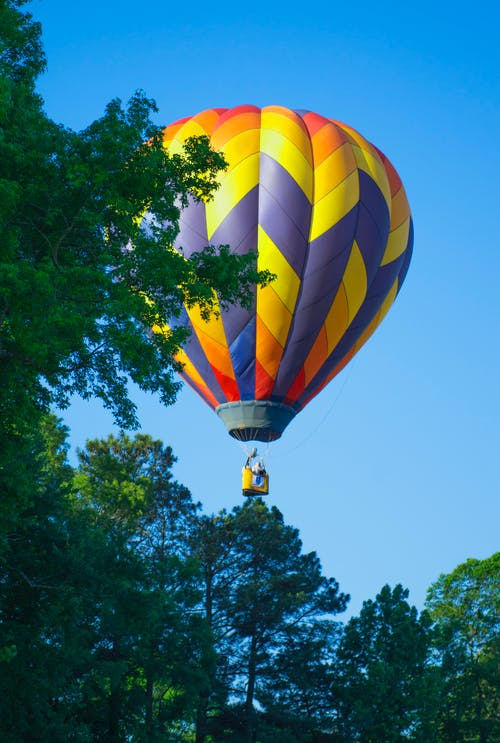Free stock photo of balloon, balloons, hot air balloon