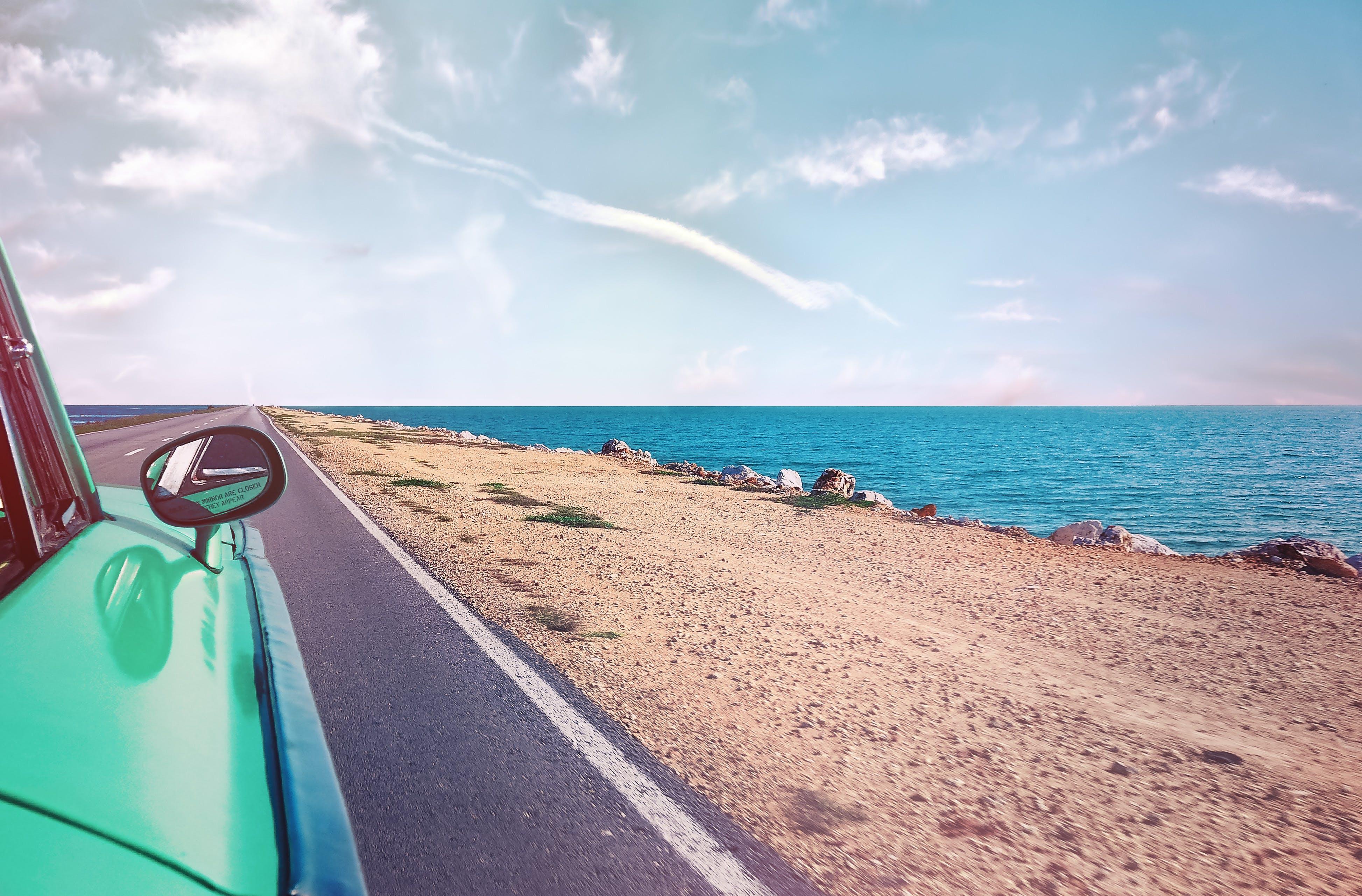 Ingyenes stockfotó aszfalt, autó, ég, élet témában