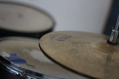 Free stock photo of drums