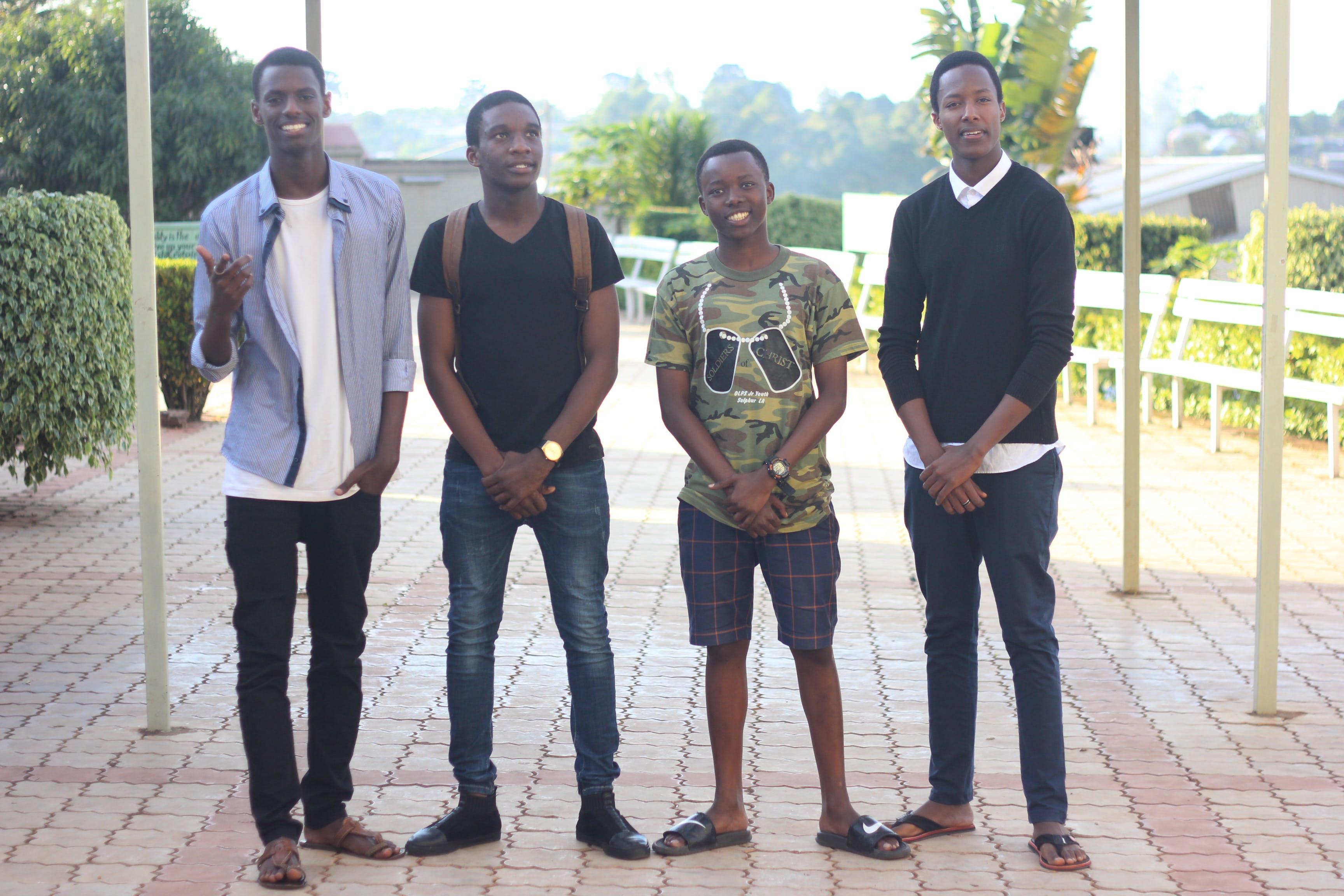 Free stock photo of GIA Men