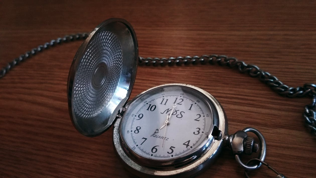 alarm clock, art, break time
