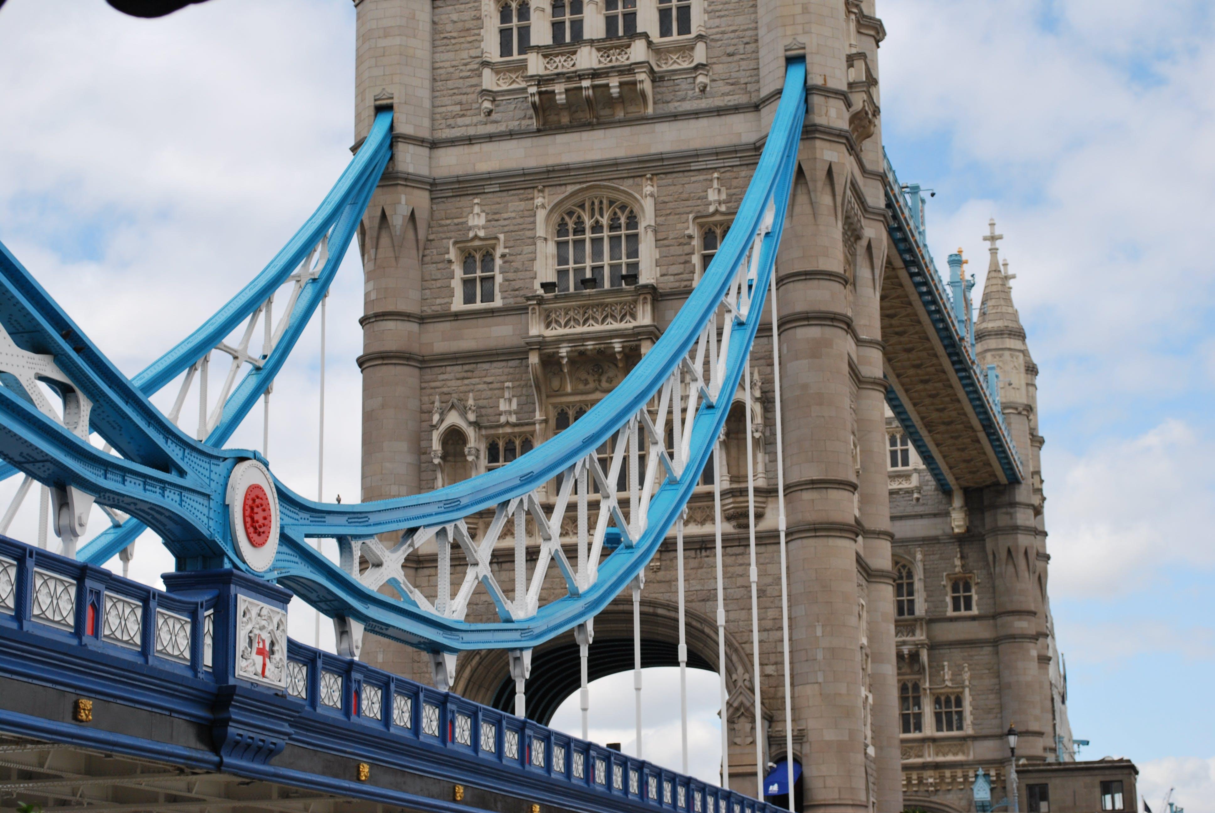 Gratis lagerfoto af Tower Bridge